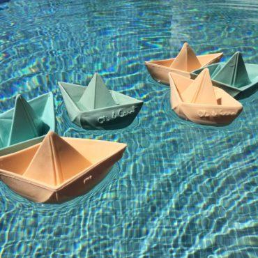 Jouet de bain Bateau Origami