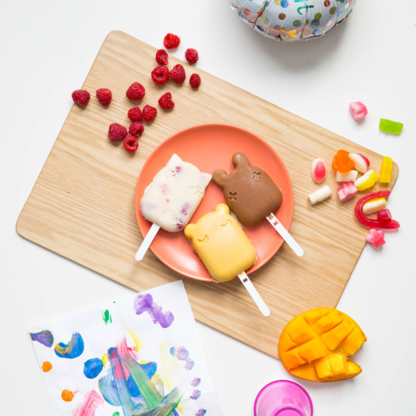Moule à glaces ou à gâteaux Bleu