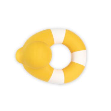 Jouet de bain Flo The Floatie – jaune