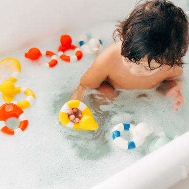 Jouet de bain Flo The Floatie