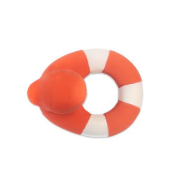 Jouet de bain Flo The Floatie – rouge