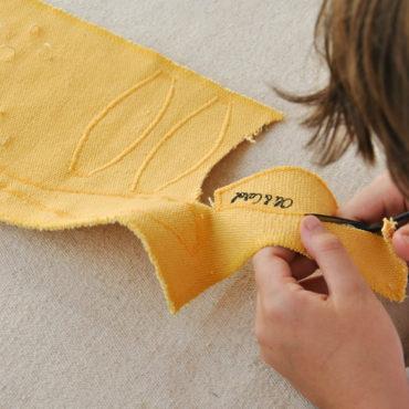 Kit de couture DIY Ana la banane