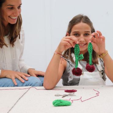 Kit de couture DIY Mery la cerise