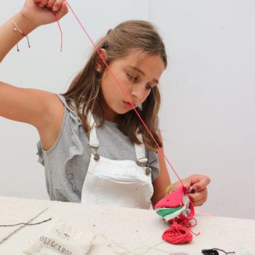 Kit de couture DIY Wally la pastèque