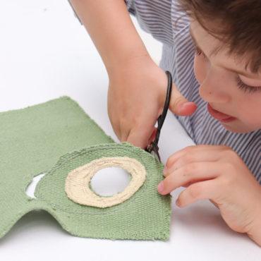 Kit de couture DIY Arnold l'avocat