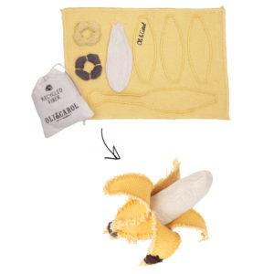 Kit de couture DIY Ana la Banane Oli&Carol