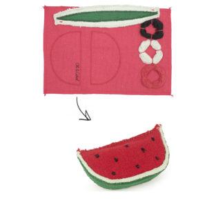 Kit de couture DIY Wally la Pastèque Oli&Carol