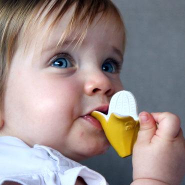 Jouet de dentition Chewy Anita la Banane
